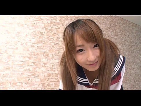 【杏樹紗奈】激カワ制服女子校生が笛・ローターでオナニープレイ【エロ動画】