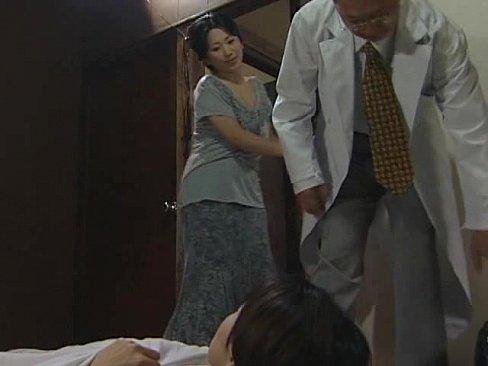 北原夏美 美巨乳人妻が医者を挑発sex(えろムービー)
