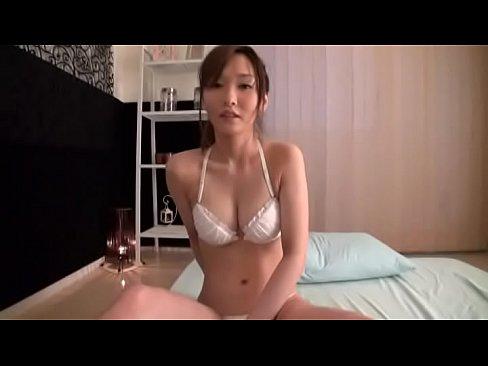 (水沢のの)170cmのモデル級純白モデルとディープKISSしてしっとりセックス(えろムービー)
