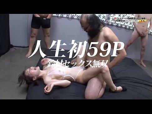 超可愛い鈴村あいりちゃんが人生初の59Pに挑戦して失神☆(えろムービー)