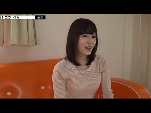 人気av女優の鈴村あいり並の純白モデルは女子大学生・奏音しおり☆美しい乳をタップリと味わいます☆(えろムービー)