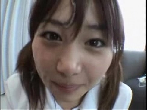 【JKロリ】シコシコ手コキしてくれる可愛い制服娘に大量ザーメン顔射ぶっかけ – 1【エロ動画】