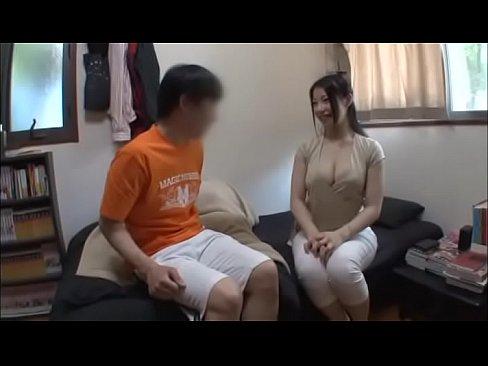 【咲夜由愛】エロい美人お姉さんが素人男性の自宅へ出張エッチ【エロ動画】