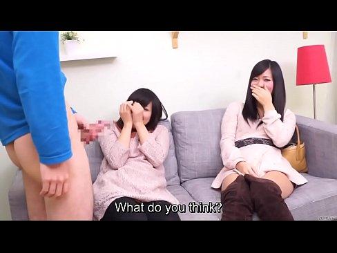 スレンダーな女のフェラ手コキプレイがエロい!【動画】 – 1【エロ動画】