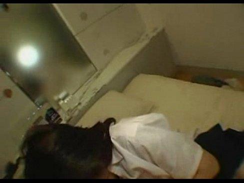 (10代小娘ムービー)美形な10代小娘とHOTELでセックス☆とりあえずフェラチオしてもらった☆ – 1(えろムービー)
