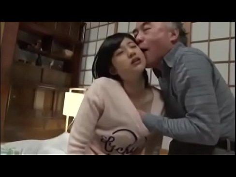 パイパン娘がハゲ親父に処女を奪われビクビク痙攣中出し夜這い!森星いまり – 1【エロ動画】
