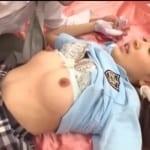 【エロ動画】水樹うるは:可愛い女子校生が美乳を弄られそのまま中出しwwwwwww